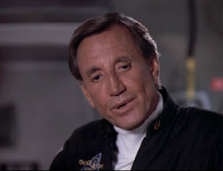 Roy Scheider as Captain Nathan Bridger in SeqQuest DSV