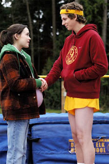 Juno and Paulie Bleeker