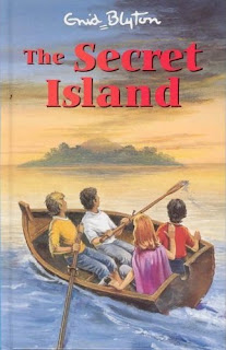 The Secret Island - Enid Blyton