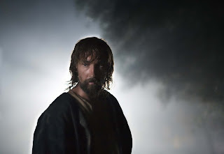 © BBC Pictures show: Jesus (JOSEPH MAWLE) in the Garden of Gethsemane TX: BBC One WARNING: Use of this copyright image is subject to the terms of use of BBC Pictures' BBC Digital Picture Service. In particular, this image may only be published in print for editorial use during the publicity period (the weeks immediately leading up to and including the transmission week of the relevant programme or event and three review weeks following) for the purpose of publicising the programme, person or service pictured and provided the BBC and the copyright holder in the caption are credited. Any use of this image on the internet and other online communication services will require a separate prior agreement with BBC Pictures. For any other purpose whatsoever, including advertising and commercial prior written approval from the copyright holder will be required.