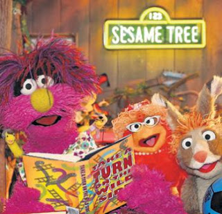 Promo shot for Northern Ireland's Sesame Tree