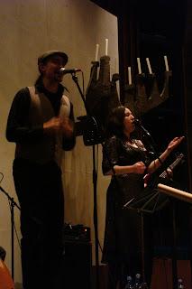 Los Desterrados - concert of Ladino music at Belfast Synagogue