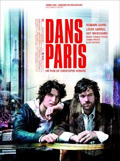 Dans Paris - film poster