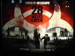 Photo of 28 Weeks Later film poster