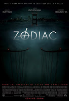 Poster for film: Zodiac