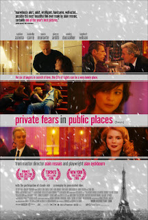 Coeurs (Private Fears in Public Places) film poster