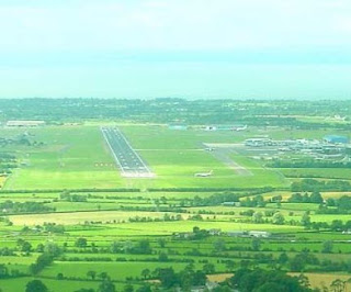 Photo from Belfast International Airport (BFS) Master Plan (c) BIAL