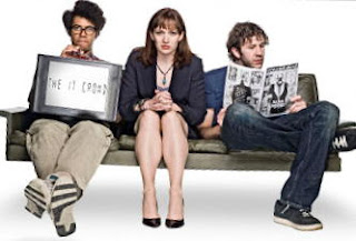UK IT Crowd - series 2 - image from Channel 4