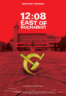 Poster for 12:08 East of Bucharest