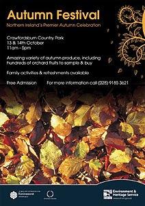 EHS NI - Autumn Festival leaflet