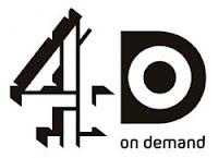 Chanel 4's 4oD logo