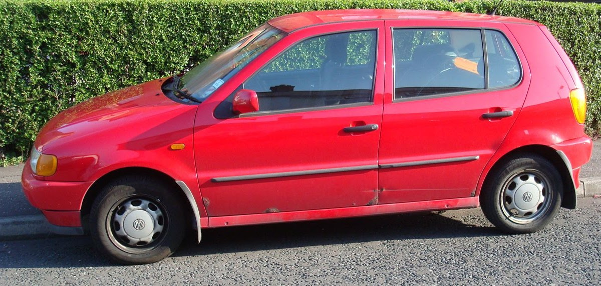 Cars Northern Ireland Used Cars Ni Second Hand Cars For: Alan In Belfast: Bye Bye Polo. Hello New Car With A Key