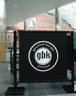 Gourmet Burger Kitchen, Victoria Square, Belfast