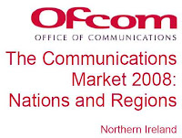 Ofcom Nations and Regions Communications Market Report 2008 (Northern Ireland)