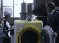 Bubble Fiction: Boom or Bust - Hitachi washing machine