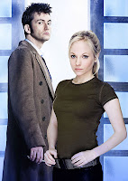 David Tennant and Georgia Moffett, The Doctor's Daughter, Doctor Who