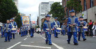 Belfast County Twelfth Orange Parade 2008