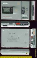 Sony MZ-R30 MiniDisc recorder
