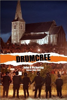Cover of book - Drumcree by John Pickering