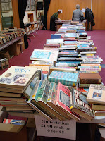 Linen Hall Library book sale