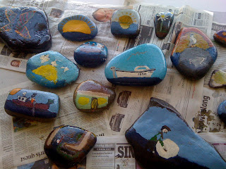 Stones — Creative STAR Learning | I\'m a teacher, get me OUTSIDE here!