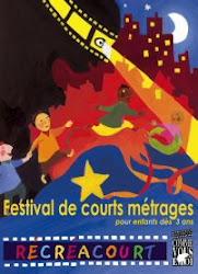 Récréacourt - Festival de courts métrages - 17 et 18 mai 2008 - Montreuil