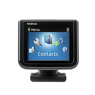 Nokia Bluetooth Display Car Kit CK-15W