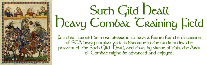 Suth Gild Heall Heavy Combat Training Field