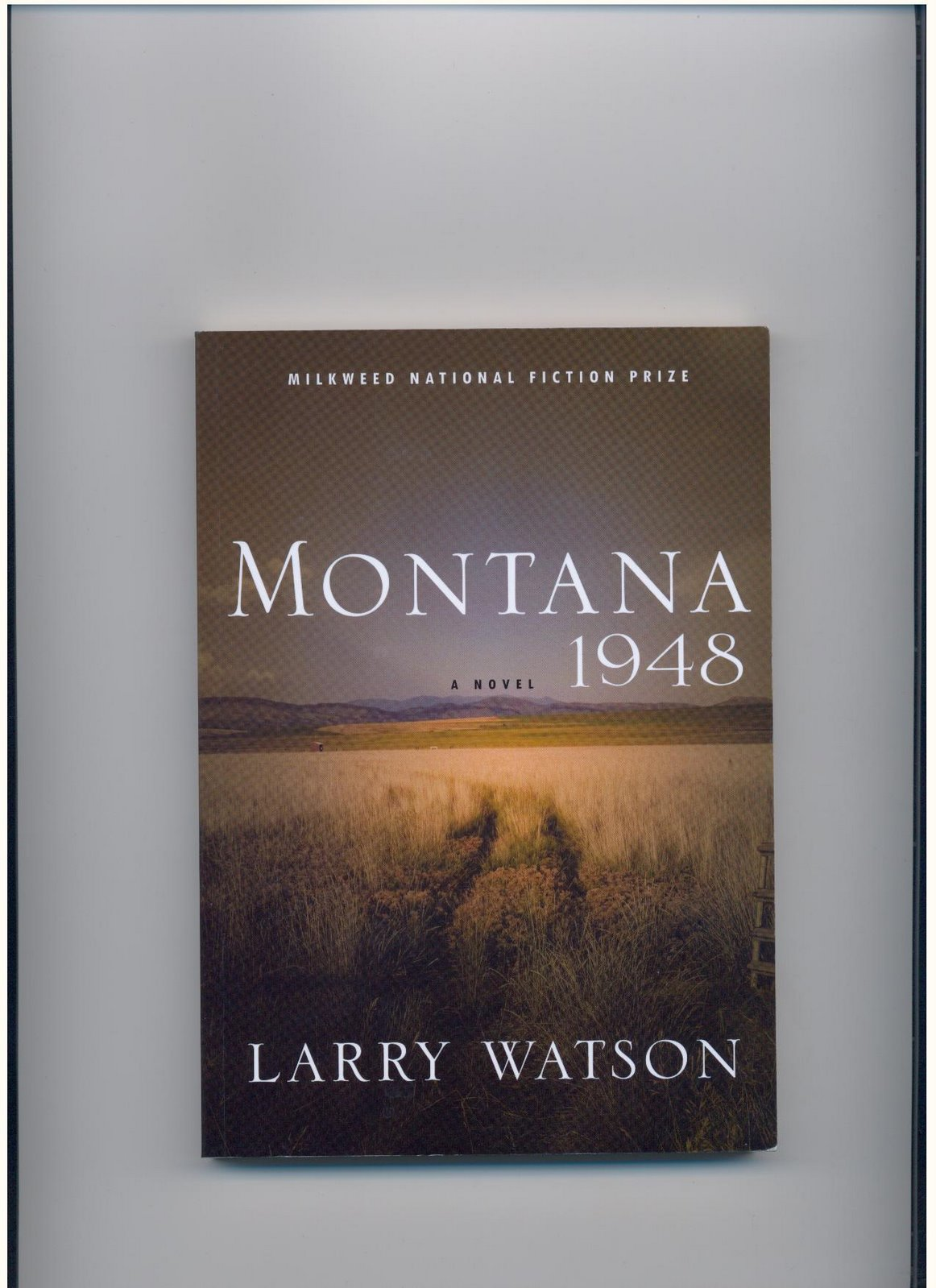 the loss of innocence in montana 1948 by larry watson Montana 1948 submitted by trudy schrandt (profile) this book is about the horrific events that consumed the summer of 1948 in bentrock, montana the events are seen through the viewpoint of a 12-year-old boy, now 52, who is looking back 40 years to understand how and why his life was.
