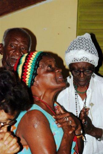 un baile de negros...eso es lo que quiero...