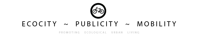 ecocity | publicity | mobility