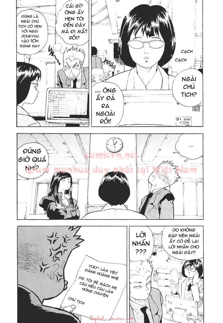 Aiki chap 27 - Trang 5