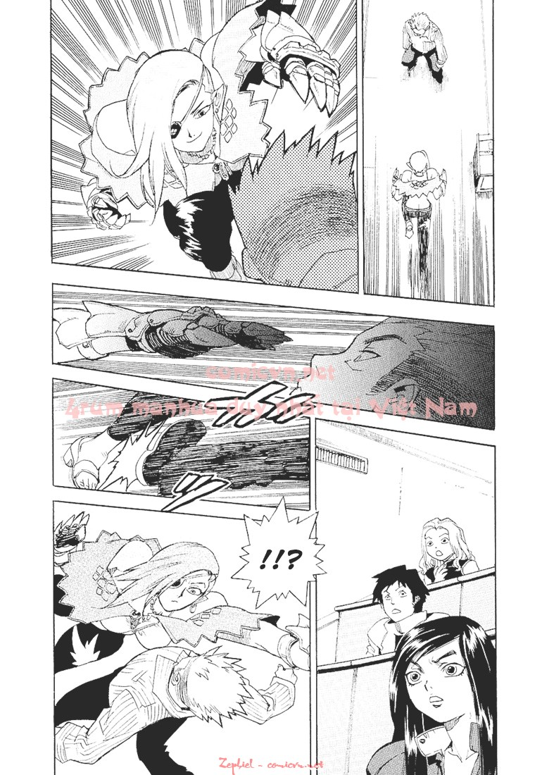 Aiki chap 27 - Trang 22