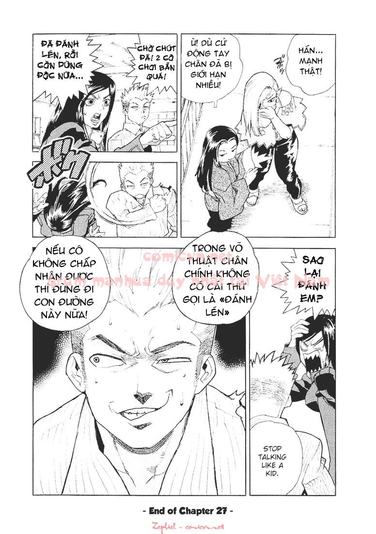 Aiki chap 27 - Trang 25