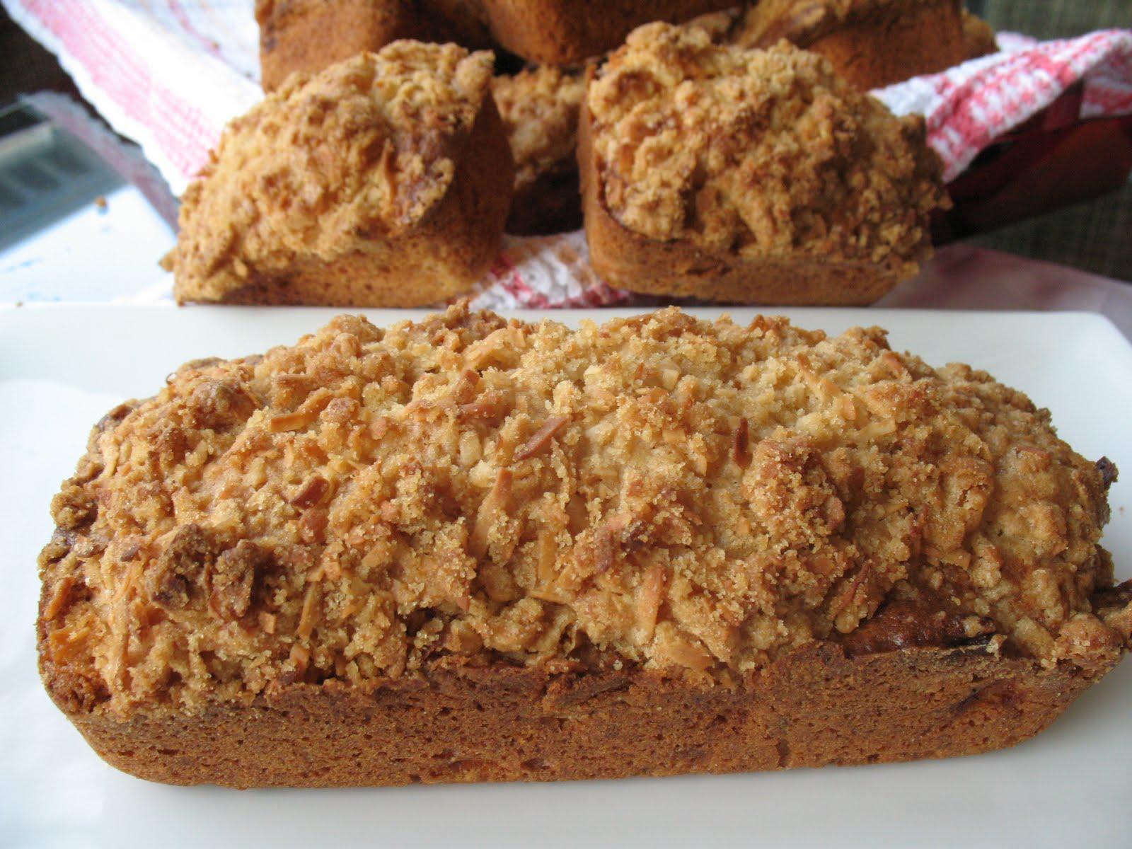Anna S Table Banana Bread