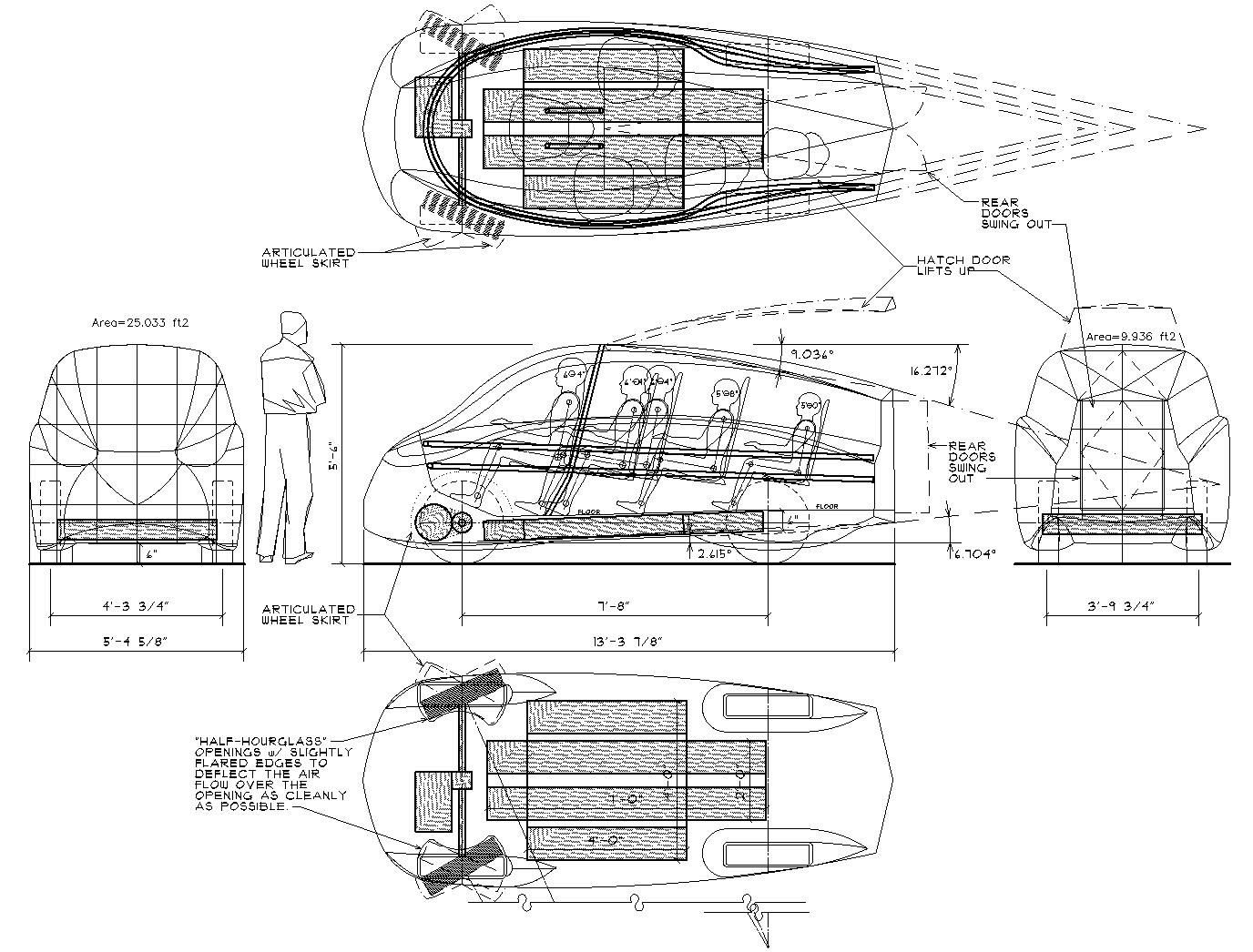 Neil Blanchard Designs Carben Concept Ev An Open Source