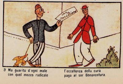 L'angolo dei fumetti - Pagina 2 SignorBonaventura
