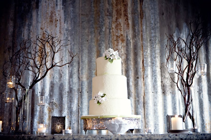 Rustic Chic Venue In The Hill Country