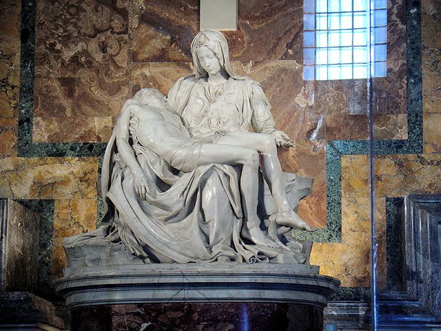 Michelangelo S Piet 224 Perfection In Marble At The Vatican
