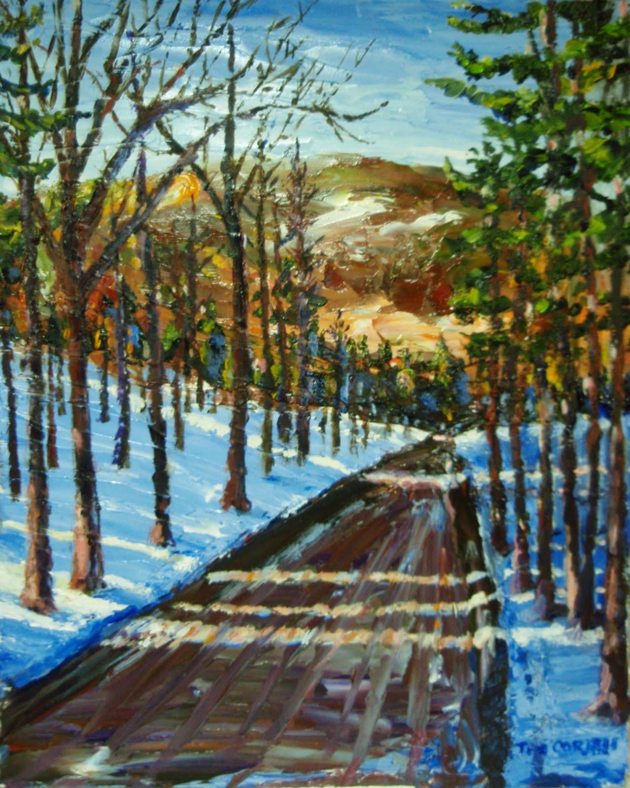 Ny Paintings George Lake