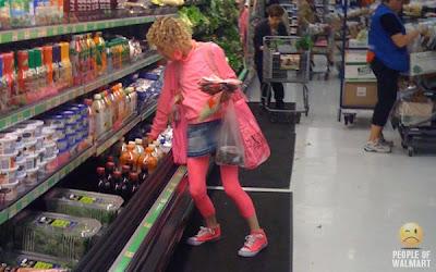 Funnylooking Funny People of Walmart