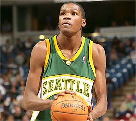 kevin durant is rookie of the year  Kevin