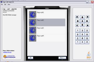 Multi Reporo/Mwah Dalam Satu Applikasi