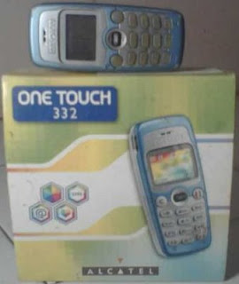 Kisah Alcatel One Touch 332