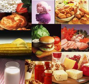 RADIACION con IONES en alimentos