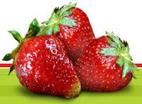 ARANDANOS y fresas