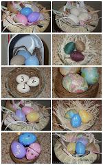 11 Ways to Revamp Plastic Easter Eggs