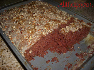 Chocolate Sex Cake Recipe