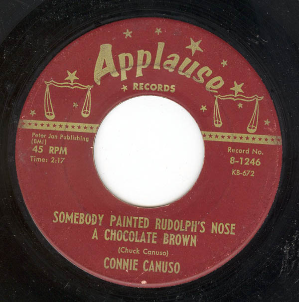 [Connie+Canuso-Somebody+Painted+Rudolph]