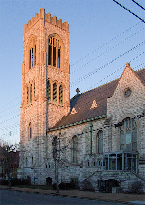 Saint Margaret of Scotland Church, in Saint Louis, Missouri, USA - exterior
